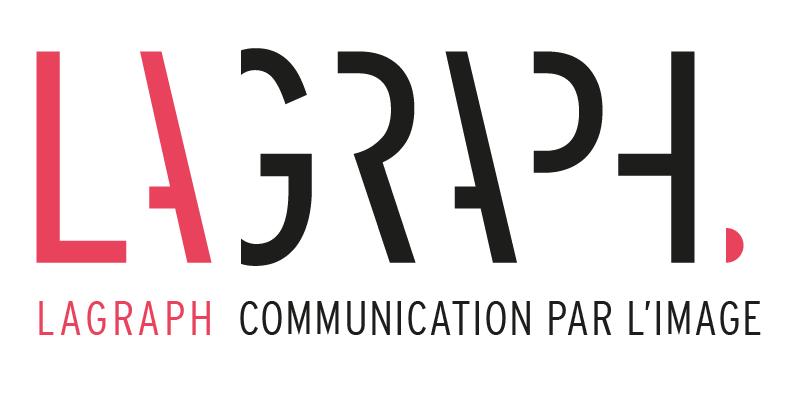 logo lagraph communication graphique