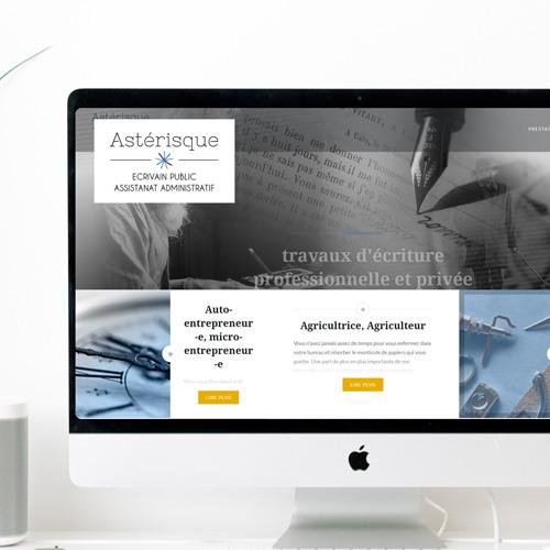 Site Asterisque