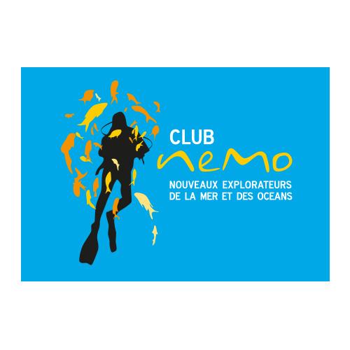 Carte de visite pour le club nemo