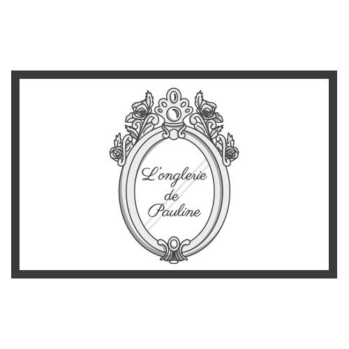 Carte de visite pour l'Onglerie de Pauline